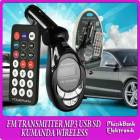 FM TRANSMITTER W�RELESS KUMANDALI POWERWAY-18
