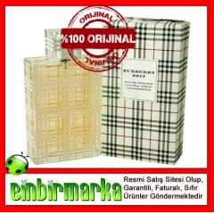 Burberry Brit For Women Edt 100ml ORJ�NAL FATURA