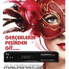 Next Machina Full HD 3D SUPER Uydu Al�c�s�