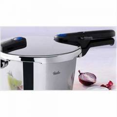 Fissler Vitaquick Blue Point 4,5 lt. D�d�kl� Ten