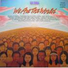 USA FOR AFRICA WE ARE THE WORLD  MAXI SINGL PLAK