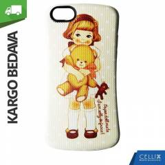 iPhone 5/5S Silikon K�l�f Paper Doll Mate K�l�f