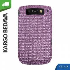 BlackBerry Torch 9800 Ta�l� K�l�f Eflatun