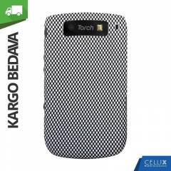 BlackBerry Torch 9800 K�l�f Karbon �cretsiz K.