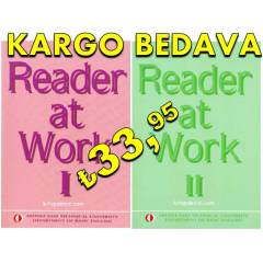 Reader at Work 1-2 Set ODT� / KARGO BEDAVA !!!