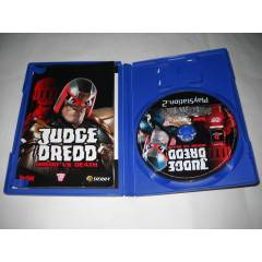 Orijinal PlayStation2 Oyun- JUDGE DREDD