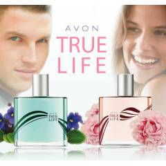 AVON TRUE L�FE BAY VE BAYAN  2L� SET + FATURALI