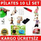 10 LI P�LATES SET� KEMER ADIM SAYAR CD  EL YAYI