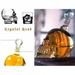Kuru Kafa �i�e Crystal Head 550 ml.