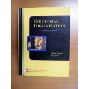 INDUSTRIAL ORGANIZATION - JEFFREY CHURCH