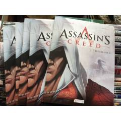 ASSASSIN'S CREED 1-DESMOND-��ZG� ROMAN