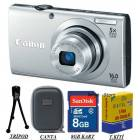 CANON A2400 16 MP HD Dijital Foto�raf Makinas�