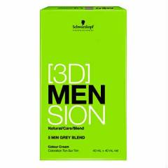 3D MENSION KREM RENK SA� BOYASI 5-12 GRAFIT 40ML