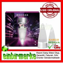 Rochas Men Edt 100+50 Ml Erkek Parf�m�