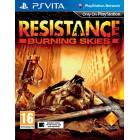 RESISTANCE BURNING SKIES PS VITA SIFIR
