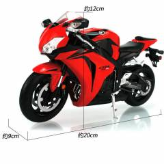 1:10 WELLY HONDA CBR 1000 RR METAL MOTORS�KLET