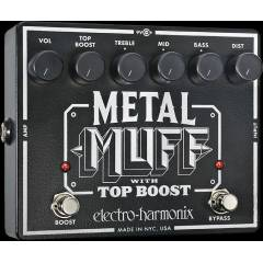 Electro Harmonix Metal Muff Distortion Pedal�