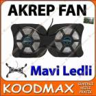 Akrep Fan Notebook So�utucu Katlanabilir