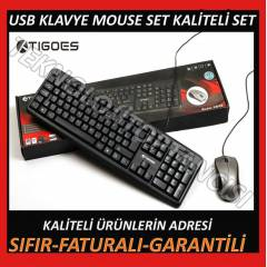 B�LG�SAYAR PC ���N USB KLAVYE MOUSE SET