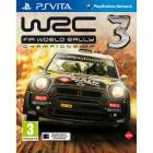 WRC 3 FIA WORLD RALLY - PS VITA OYUN