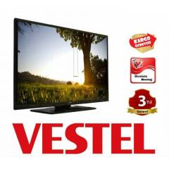 "Vestel 40PF3025 40"" UsbMovie 102 Ekran LED TV"