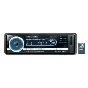 GOLDMASTER SD-2030 USB OTO TEYP RADYO MP3 �ALAR