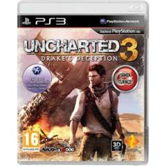 UNCHARTED 3 DRAKES DECEPT�ON T�RK�E PS3 OYUNU