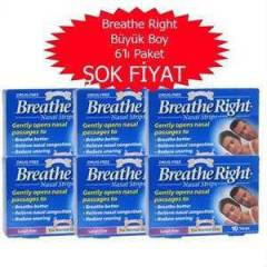Breathe Right Klasik Burun Band� B�Y�K  Boy 6'l