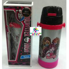 MONSTER HIGH �EL�K TERMOS MATARA L�SANSLI ORJ