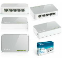 TP-LINK SF1005D 5 PORT 10/100 ETHERNET SWITCH