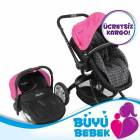 Kraft Twist Rlx Travel Bebek Arabas� Pembe