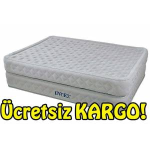 INTEX 2 KAT ��FT K���L�K ELEKTR�KL� ���ME YATAK