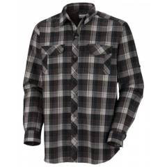 Columbia Cool Creek Twill Plaid G�mlek