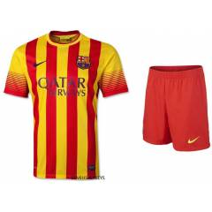 ORJ BARCELONA AWAY 2013-2014 FORMA VE �ORT