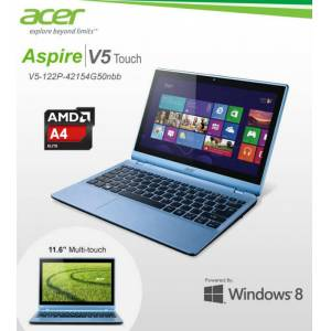 Acer Aspire V5-122P A4 4GB 500GB NOTEBOOK TOUCH