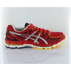 ASICS T3N2N-2101 GEL-KAYANO 20 RED WHITE YELLOW