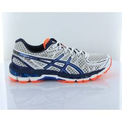 ASICS T3N2N-0159 GEL-KAYANO 20 WHITE ROYAL NEON