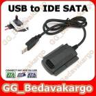 USB to ide Sata HDD DVD CD �evirici Kablo