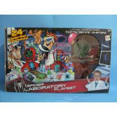 SP�DER MAN LABORATORY PLAY SET  (STK008437)