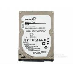 "SEAGATE 500 GB NOTEBOOK HARDDISK SATA 2.5"" HDD"