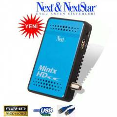 Next Minix Hd Blue Uydu Al�c�s�