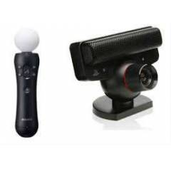 Playstation 3 Move Pack -- Move kol  ve Kamera