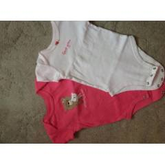 Carters 6-9 ay k�sa kol body
