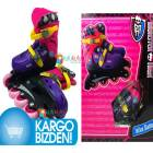 Monster High Tekerlekli K�z �ocuk Pateni 37-40