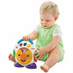 Fisher Price E�itici CD �alar (T�rk�e)