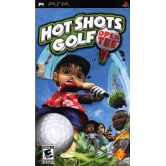 PSP ORJINAL OYUN  -   HOT SHOTS GOLF OPEN TEE