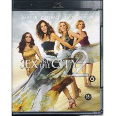 Sex and the City 2  (BLU-RAY) 2 DISC