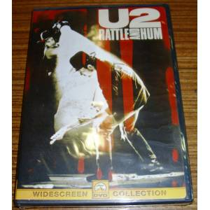 U2 * RATTLE AND HUM * M�Z�K DVD