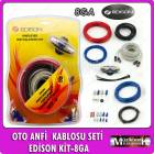 OTO ANF� KABLO SET� ED�SON K�T-8GA FULL SET