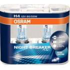 OSRAM NIGHT BREAKER H4 PLUS ORJ�NAL  KARGOBEDAVA